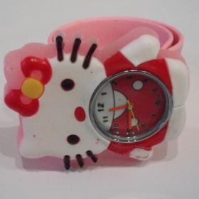 Slapo hodinky Hello Kitty nezna�kov�