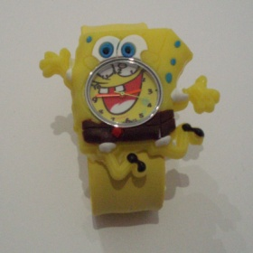 Slapo hodinky Spongebob nezna�kov�
