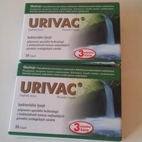 Urivac - 2 balení