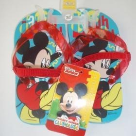 �abky Disney Mickey Mouse - 22, 24, 26 nezna�kov�