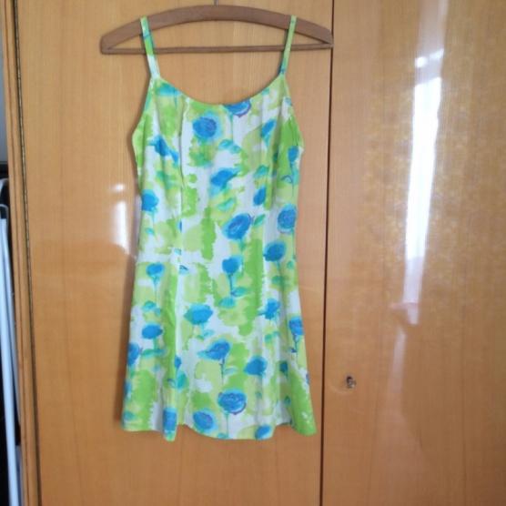Šaty letní krátké neznačková - Bazar Omlazení.cz d563fb2c9b