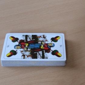 Karty dvouhlavé