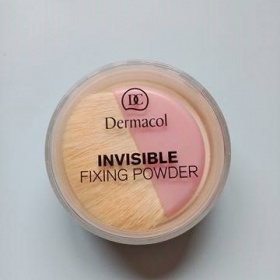 Invisible fixing powder Dermacol