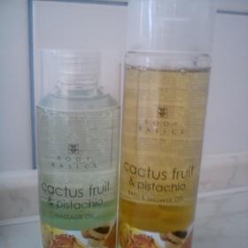 Body Basic - Cactus fruit & Pistachio řada - foto č. 1
