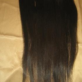 Přírodní vlasy - foto č. 1