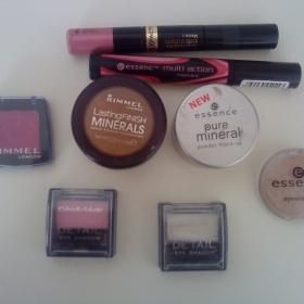 Kosmetika Mix - foto č. 1