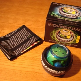 Powerball Screamer Blue - 250 Hz - foto č. 1