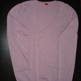 Růžový svetr Esprit - foto č. 1