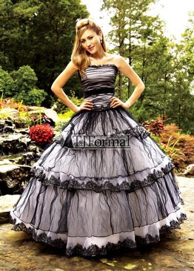 Černé svatební šaty - inspirace - Diskuze Omlazení.cz bc37c82f92
