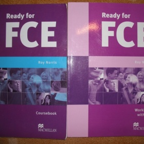 Ready for FCE-učebnice AJ a workbook s klíčem - foto č. 1