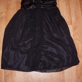 Černé šaty japan style - foto č. 1