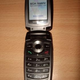 Samsung SGH X680V - foto č. 1