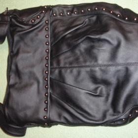 Černá kabelka přes rameno - foto č. 1