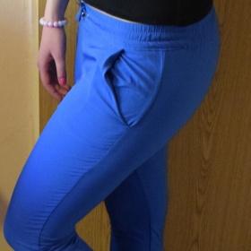 Modré kalhoty AliExpress