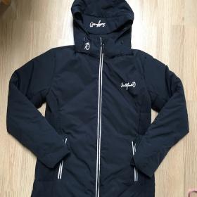 Zimní bunda černá Northfinder