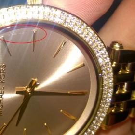 Michael Kors hodinky s kazem - reklamace