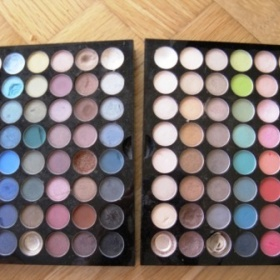 Paleta očních stínů Sephora