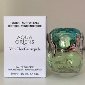 Van Cleef & Arpels Aqua Oriens toaletní voda 50 ml, Tester Van Cleef & Arpels