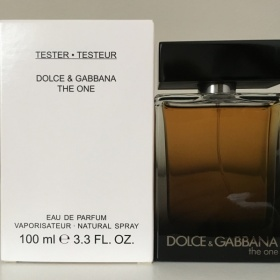 Dolce & Gabbana The One for Men parfémovaná voda 100 ml, Tester Dolce & Gabbana