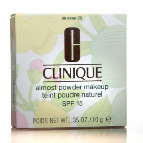Pudr makeup almost powder SPF 15 01 fair Clinique