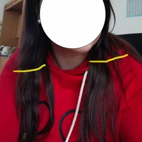 Prodloužené vlasy - vylézající vlastní vlasy
