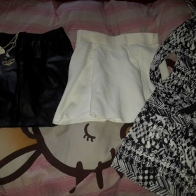 Sukně a šaty neznačková