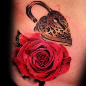 Realistické tetovanie