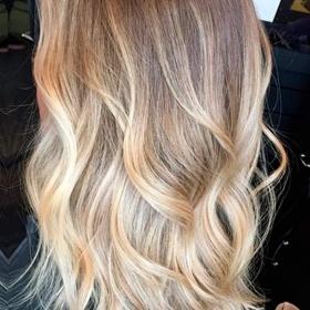 Půjde udělat ombré/sombré/balayage z blond vlasů?