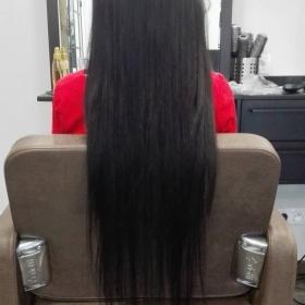 Středoevropské prodloužené vlasy
