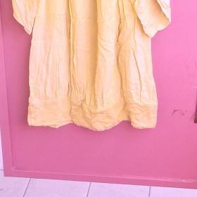 Žlutá tunika XL C@A