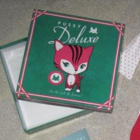 Top se zvířecím motivem (a orig. krabičku zn. Pussy Deluxe) - foto č. 1