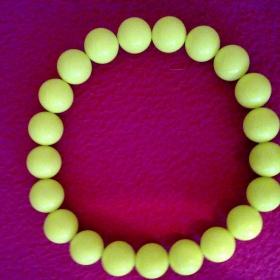 Žluté korále - foto č. 1