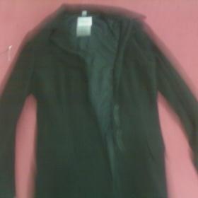 Černý lehký kabátek, značky Mexx woman - foto č. 1