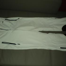 Bílé lyžařské kalhoty dámské zn. Killtec