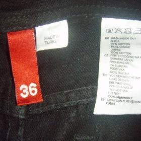 Černá sukně HaM - foto č. 1