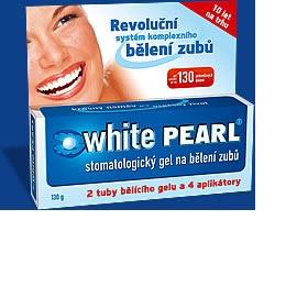 2x gel White Pearl na bělení - foto č. 1