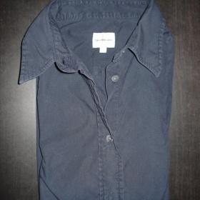 Modrá košile Calvin Klein - foto č. 1