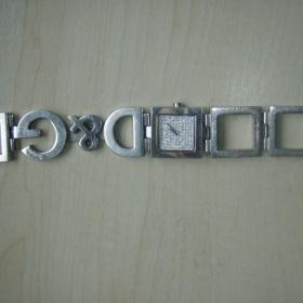 Stříbrné hodinky DaG - foto č. 1