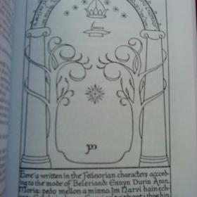 Knížka Pán prstenů, Společenstvo prstenu- J. R. R. Tolkien - foto č. 1