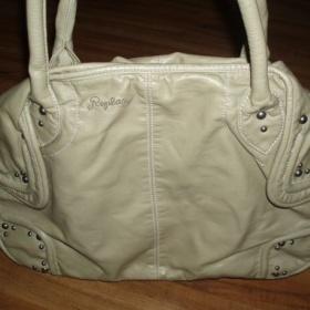 Replay velká kabelka béžové barvy - foto č. 1