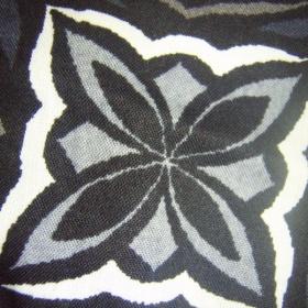 Černo-bílé šaty HM - foto č. 1