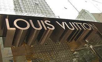 Louis Vuitton je celosvětově rozšířená módní značka ...